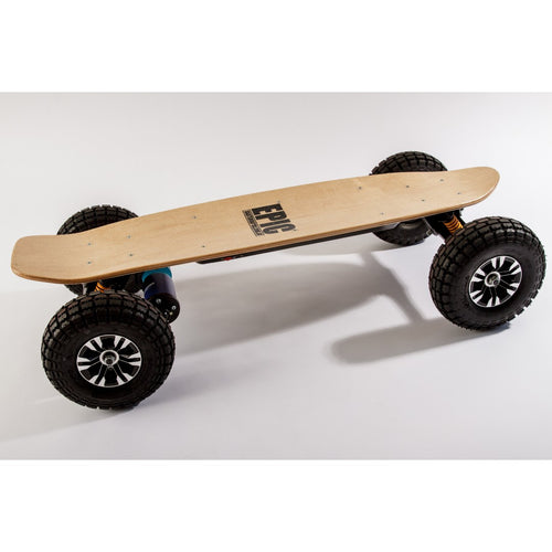 Epic Electric Skateboards Dominator 8000 Pro Electric Longboard All Terrain