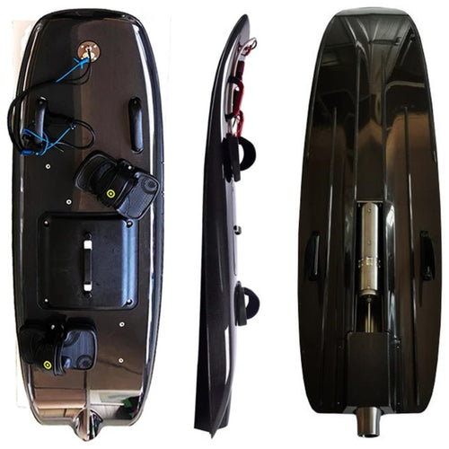 Ecomobl EQS Electric Surfboard 35 to 45 mph