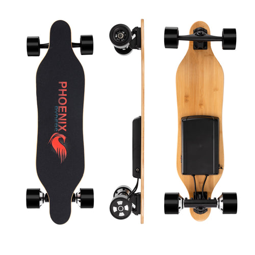 Phoenix Ryders Wolf Electric Skateboard