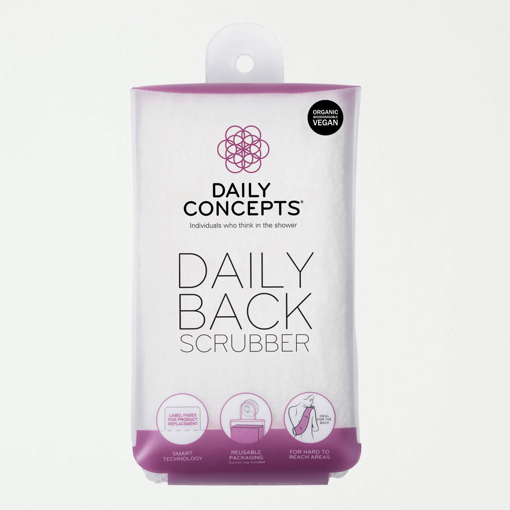 Daily Back Scrubber - SHOWFIELDS