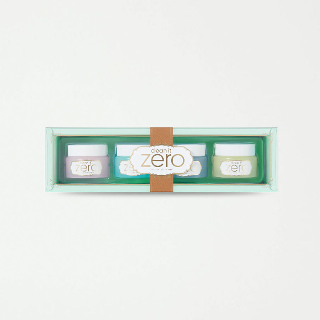 Clean It Zero Macaron Mini Set - SHOWFIELDS