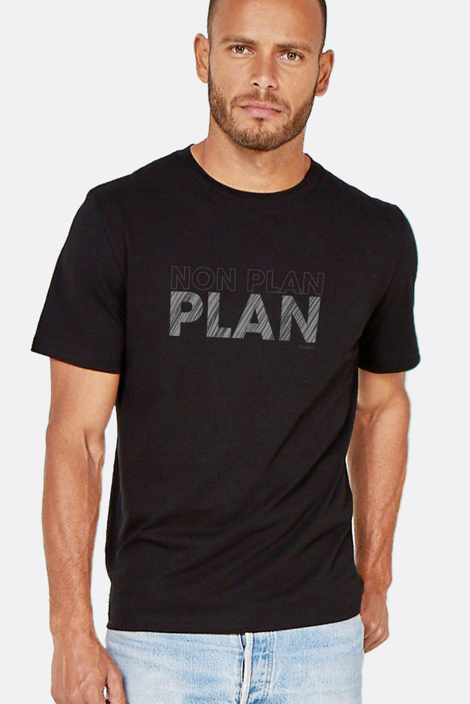Non-plan plan, Graphic Tee - SHOWFIELDS