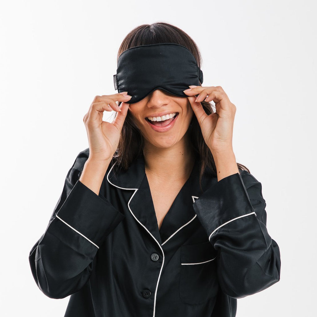 Bamboo Lyocell Eye Mask - SHOWFIELDS
