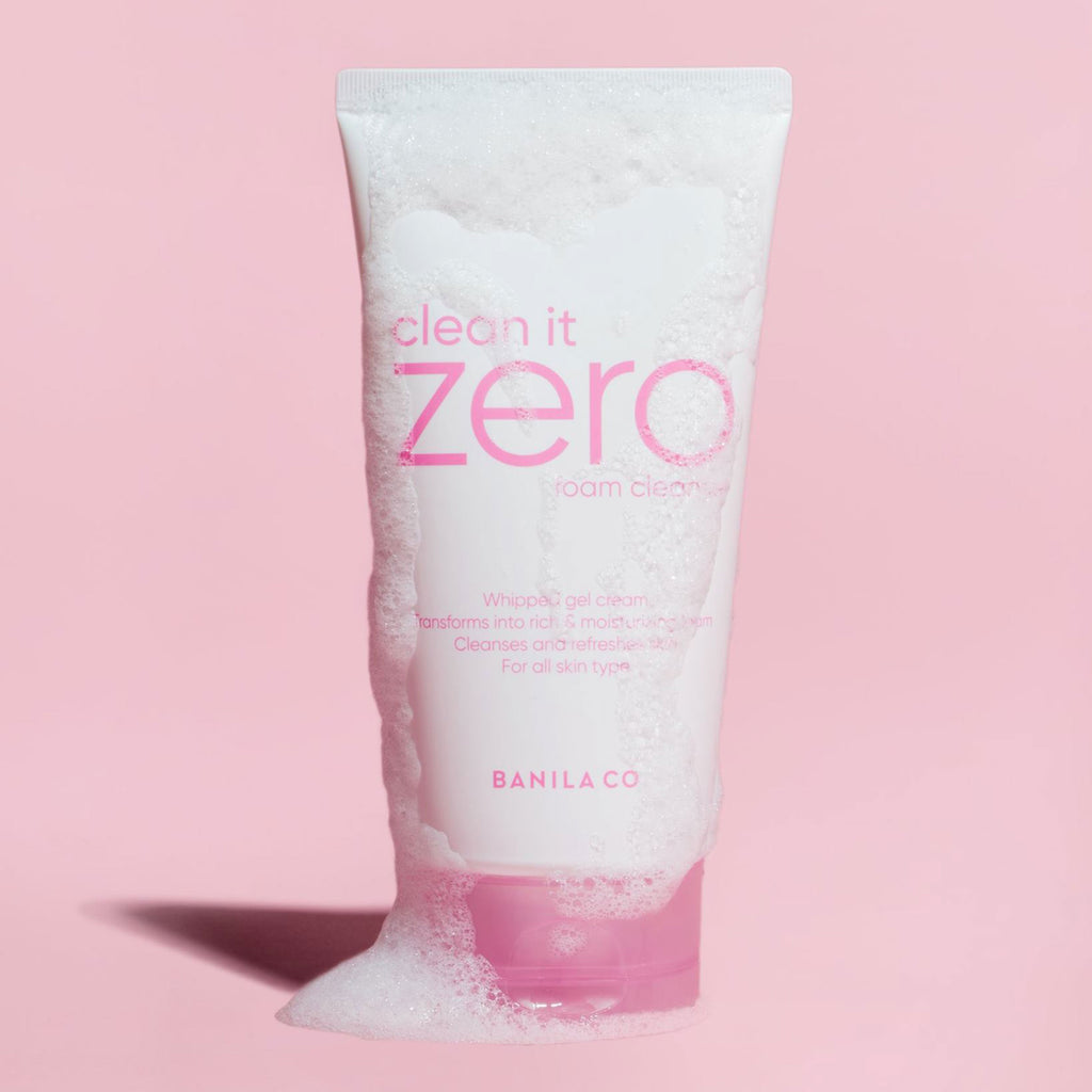 Clean it Zero Foam Cleanser - SHOWFIELDS