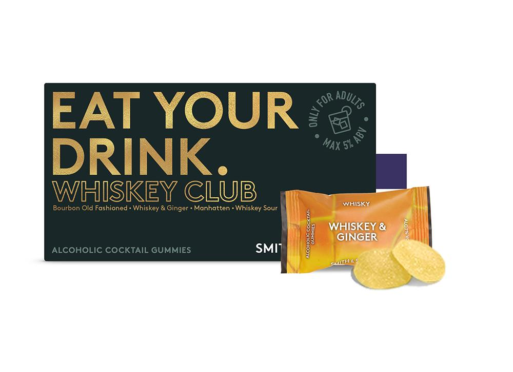 Whiskey Club Alcoholic Cocktail Gummies - SHOWFIELDS
