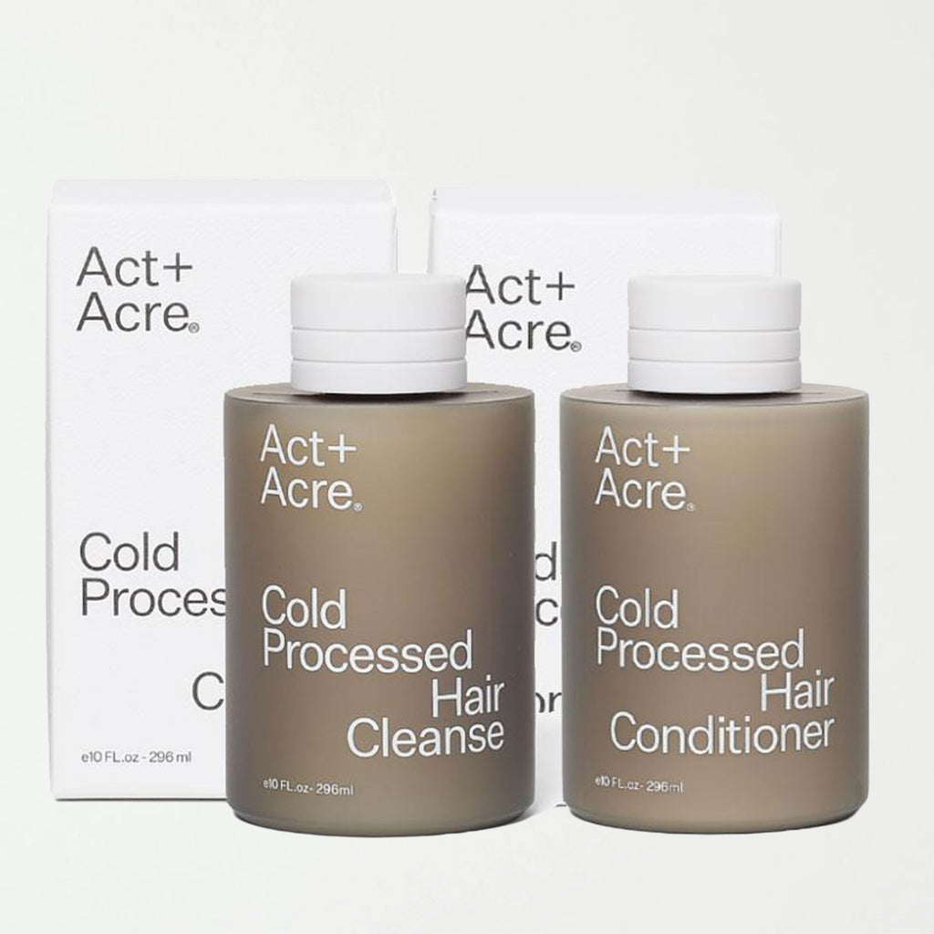 Hair Cleanse + Conditioner - SHOWFIELDS