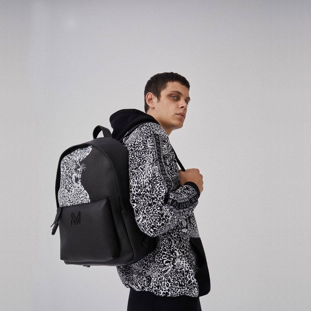 Unisex Printed Backpack - SHOWFIELDS