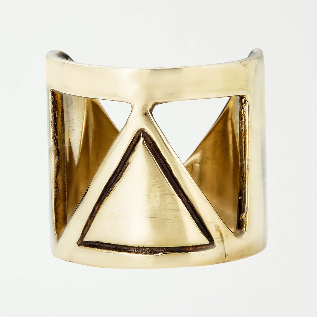 Madu Pyramid Ring - SHOWFIELDS