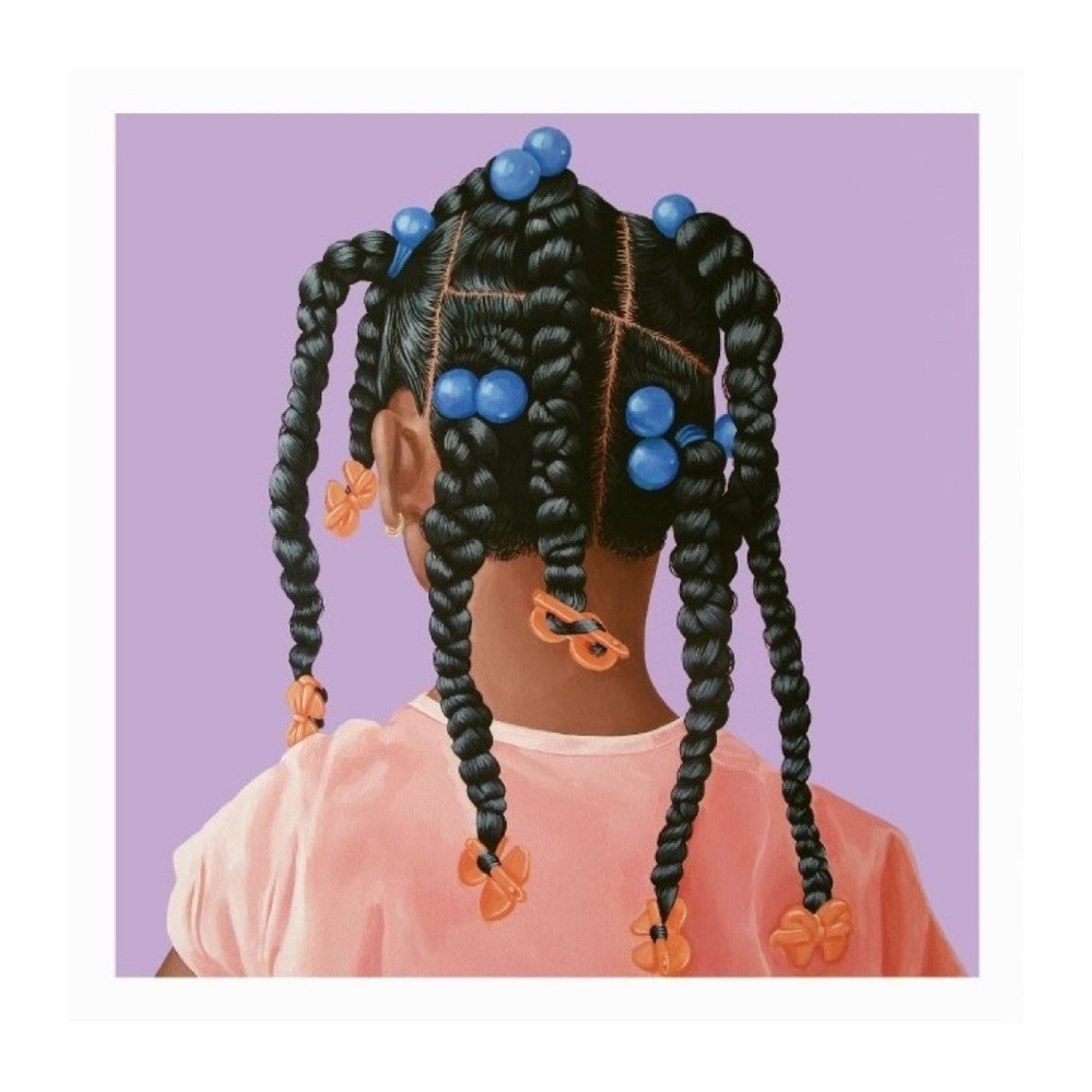 Braids and Barrettes - SHOWFIELDS
