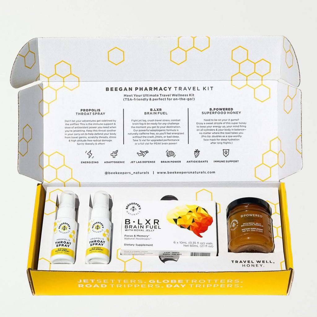 HIVE PHARMACY TRAVEL KIT - SHOWFIELDS