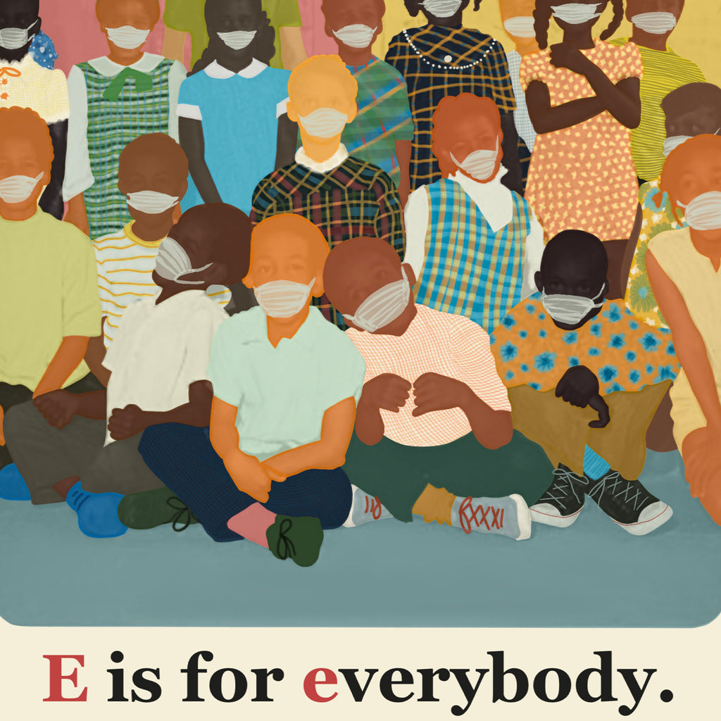 The New Black ABC's: E is for Everybody - SHOWFIELDS