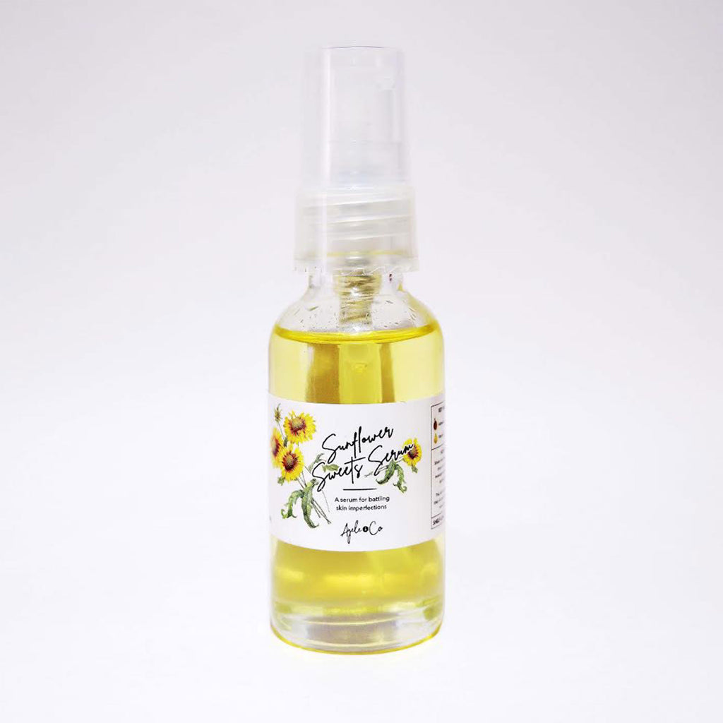 Sunflower Sweets Serum - SHOWFIELDS