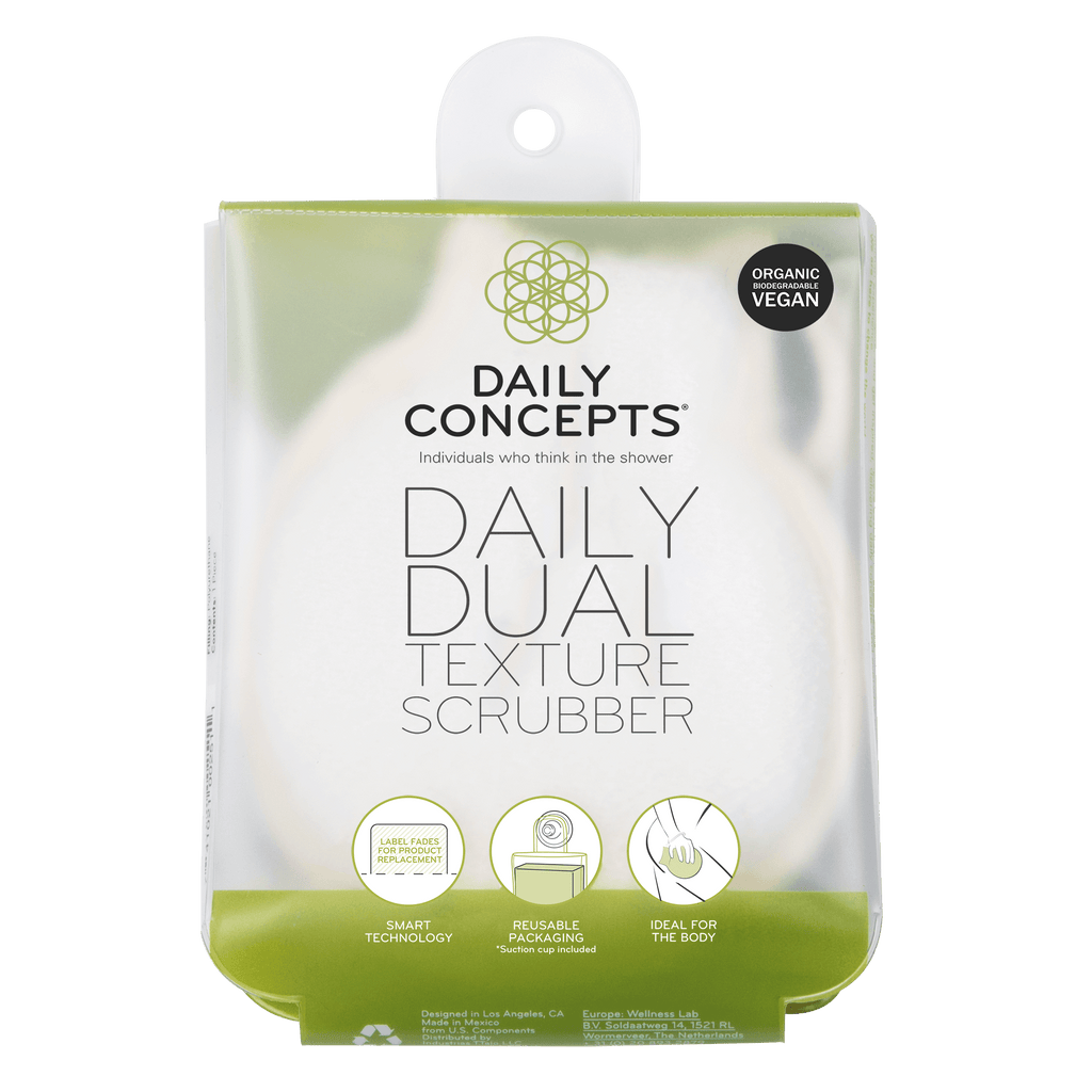 Daily Dual Texture Scrubber - SHOWFIELDS