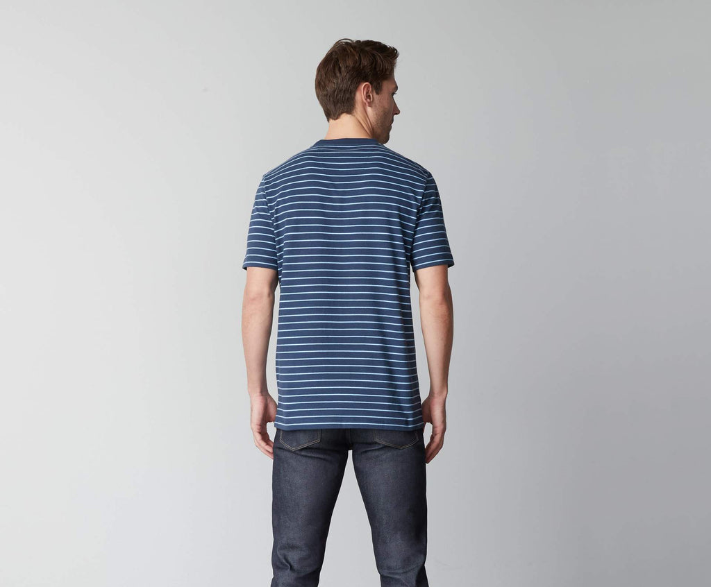 DRYKNIT Crew Neck T-shirt - SHOWFIELDS