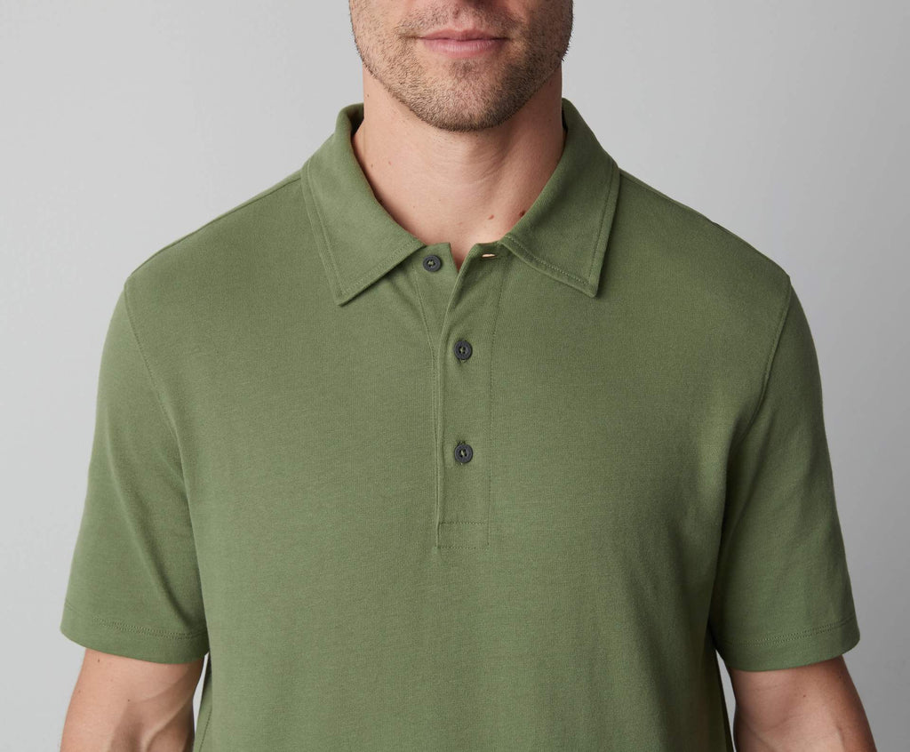 DRYKNIT T-Shirt Polo - SHOWFIELDS