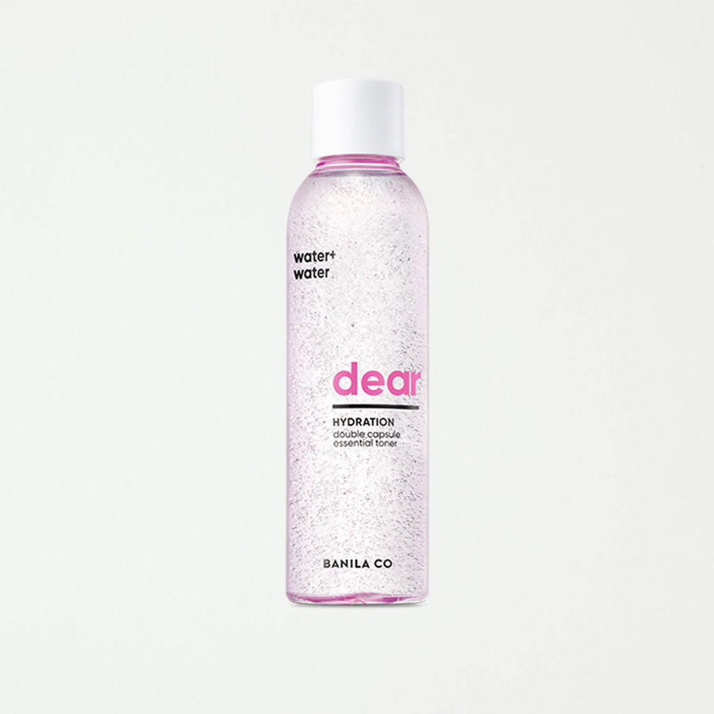 Dear Hydration Double Capsule Essential Toner - SHOWFIELDS