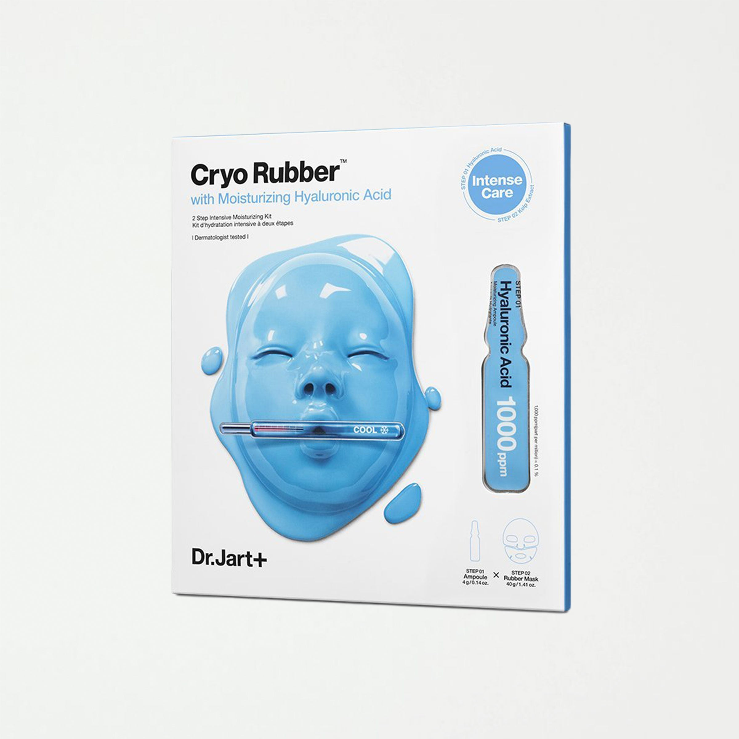 Cryo Rubber™ with Moisturizing Hyaluronic Acid - SHOWFIELDS