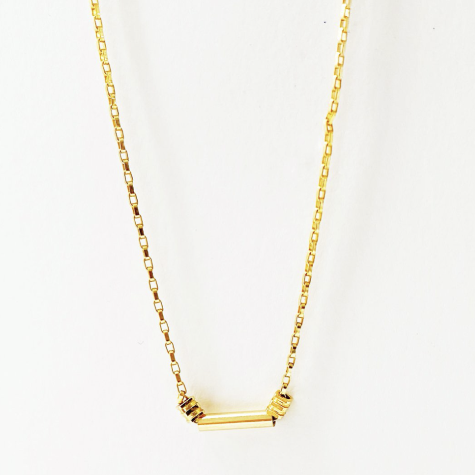 GEO Charm Necklace - SHOWFIELDS