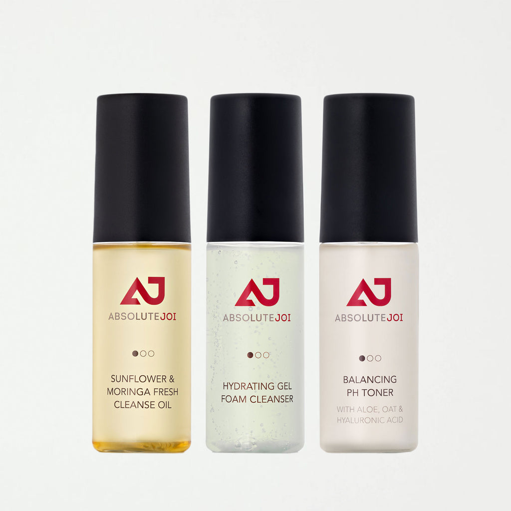 Bundle of JOI: The Ultimate Cleansing Kit for Face - SHOWFIELDS