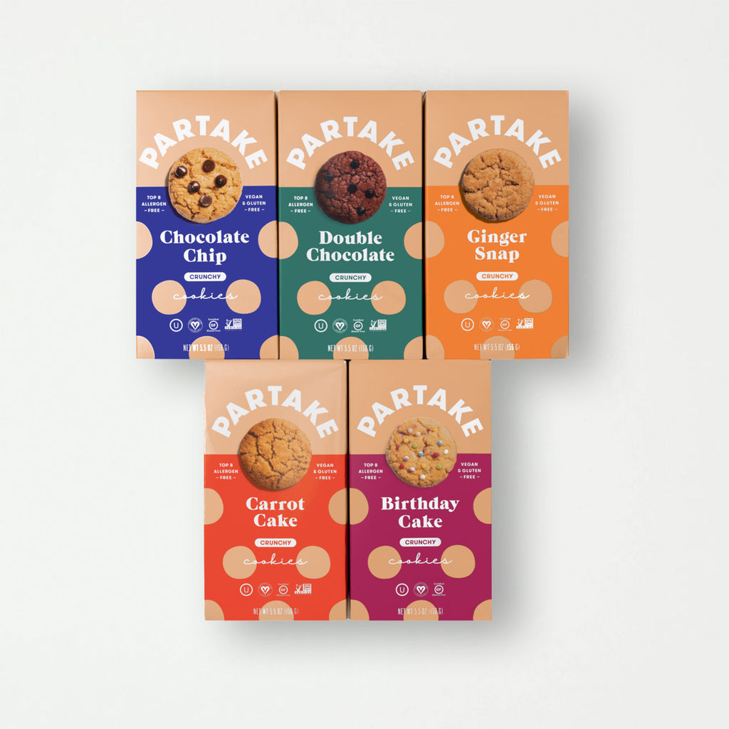 Crunchy Variety Pack (5 Boxes) - SHOWFIELDS