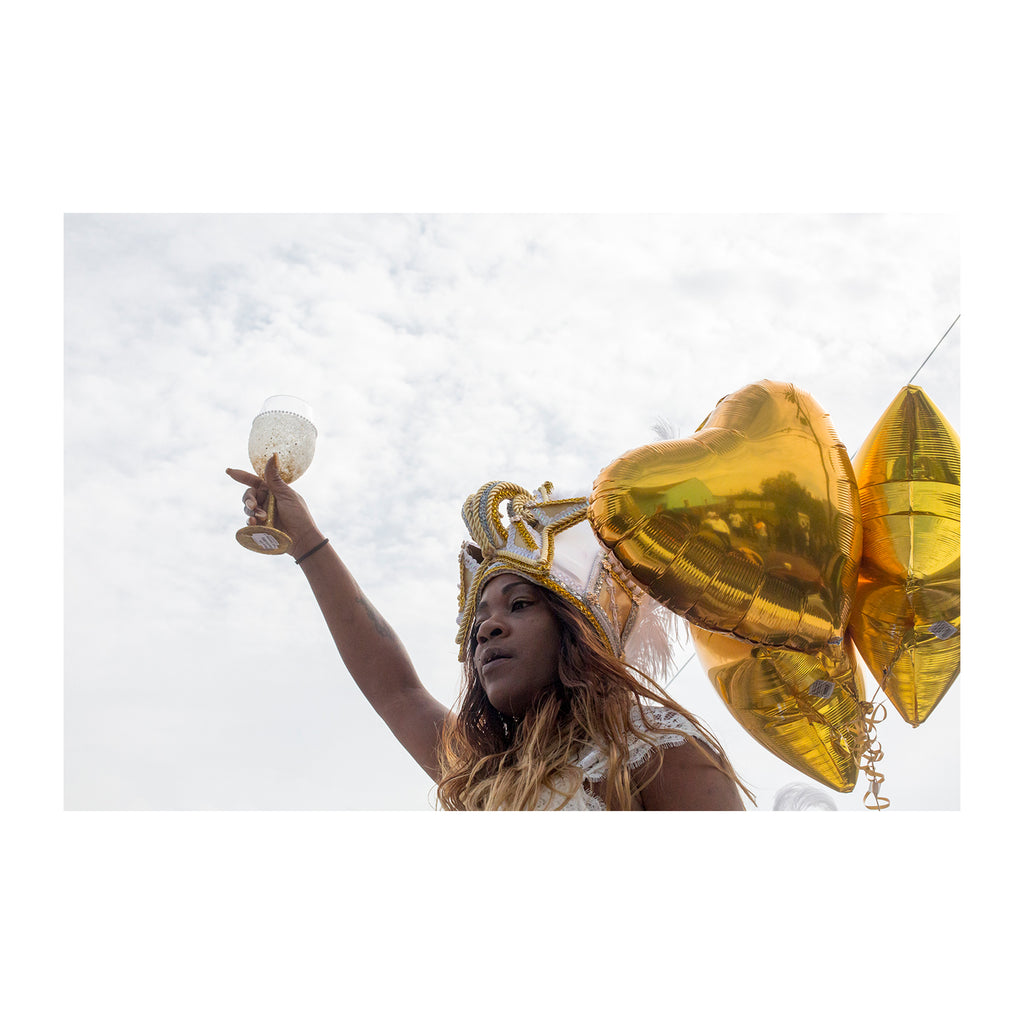 Royalty, in the Lands of Blacks (Sudan Social and Pleasure Club 33rd Annual Parade, 2016) - SHOWFIELDS