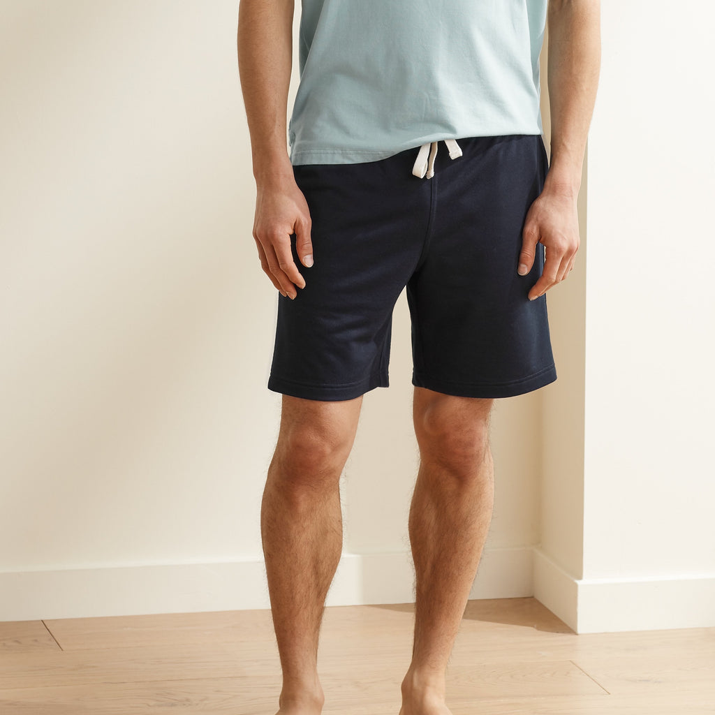 UpWest Stay Cool Jersey Short in Nocturne