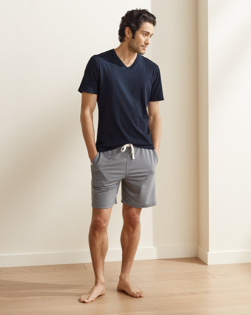 UpWest Stay Cool Jersey Short in Stardust