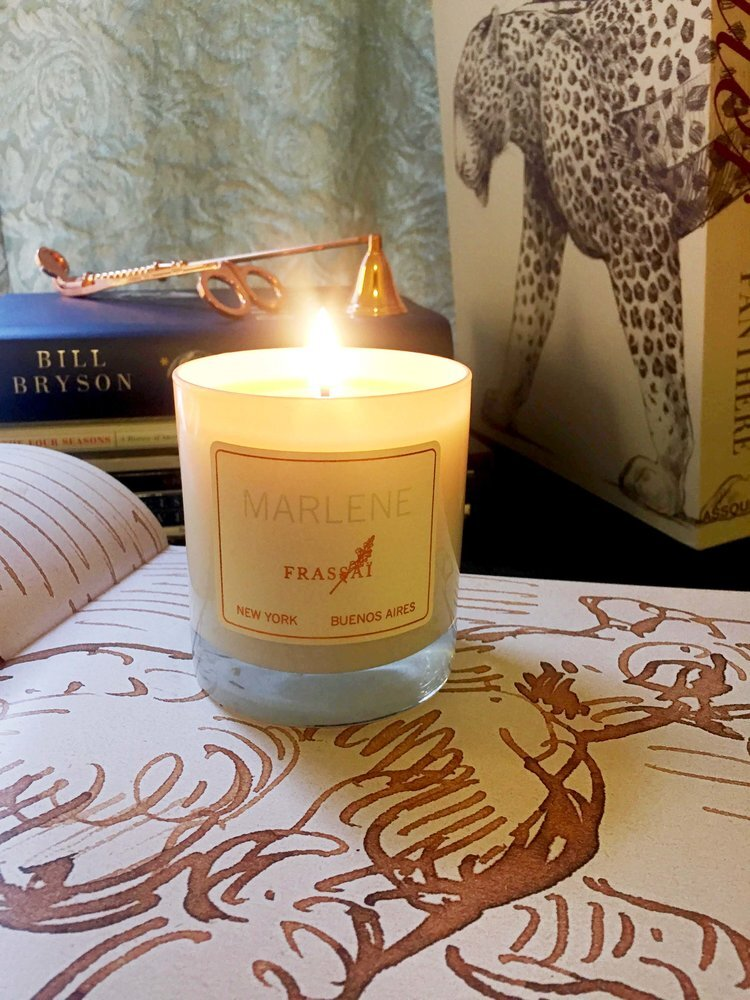 Marlene Scented Candle - SHOWFIELDS