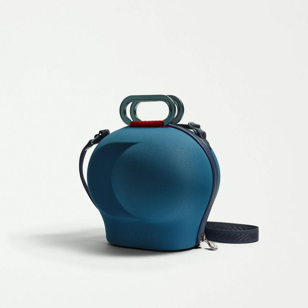Devialet Cocoon Phantom Reactor Blue - SHOWFIELDS