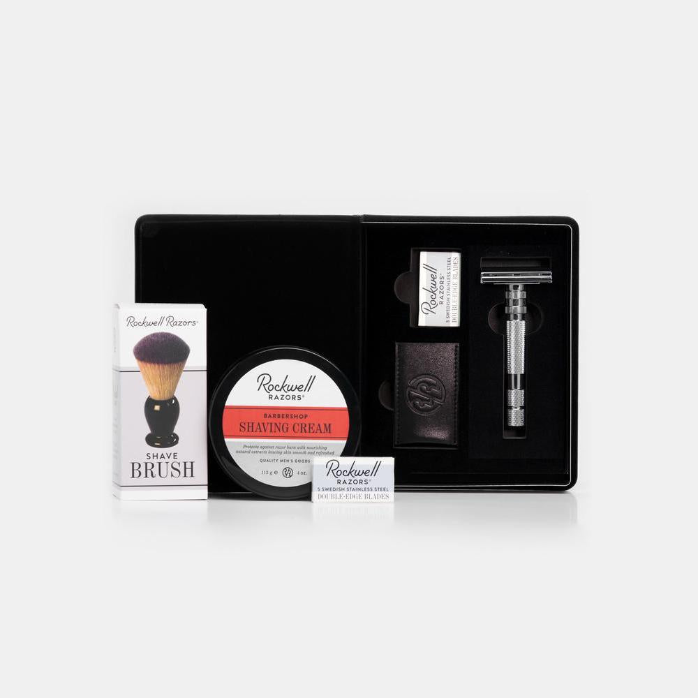 Rockwell Model T Shave Kit - SHOWFIELDS