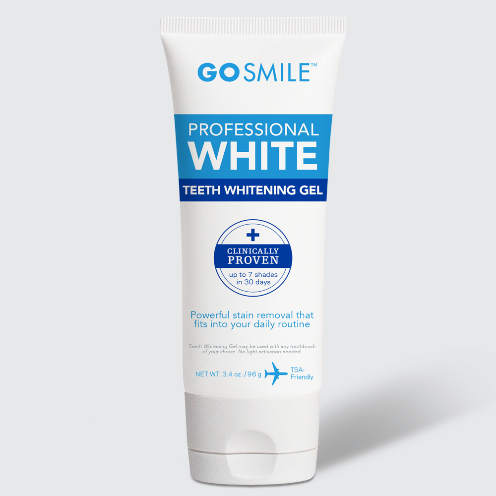 On The Go Sonic Blue Teeth Whitening Kit - SHOWFIELDS