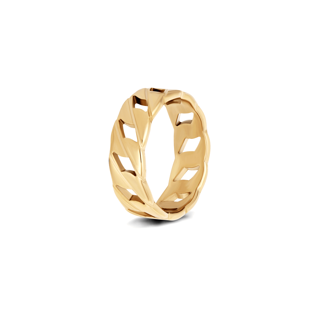 ESMA CHAIN RING - SHOWFIELDS