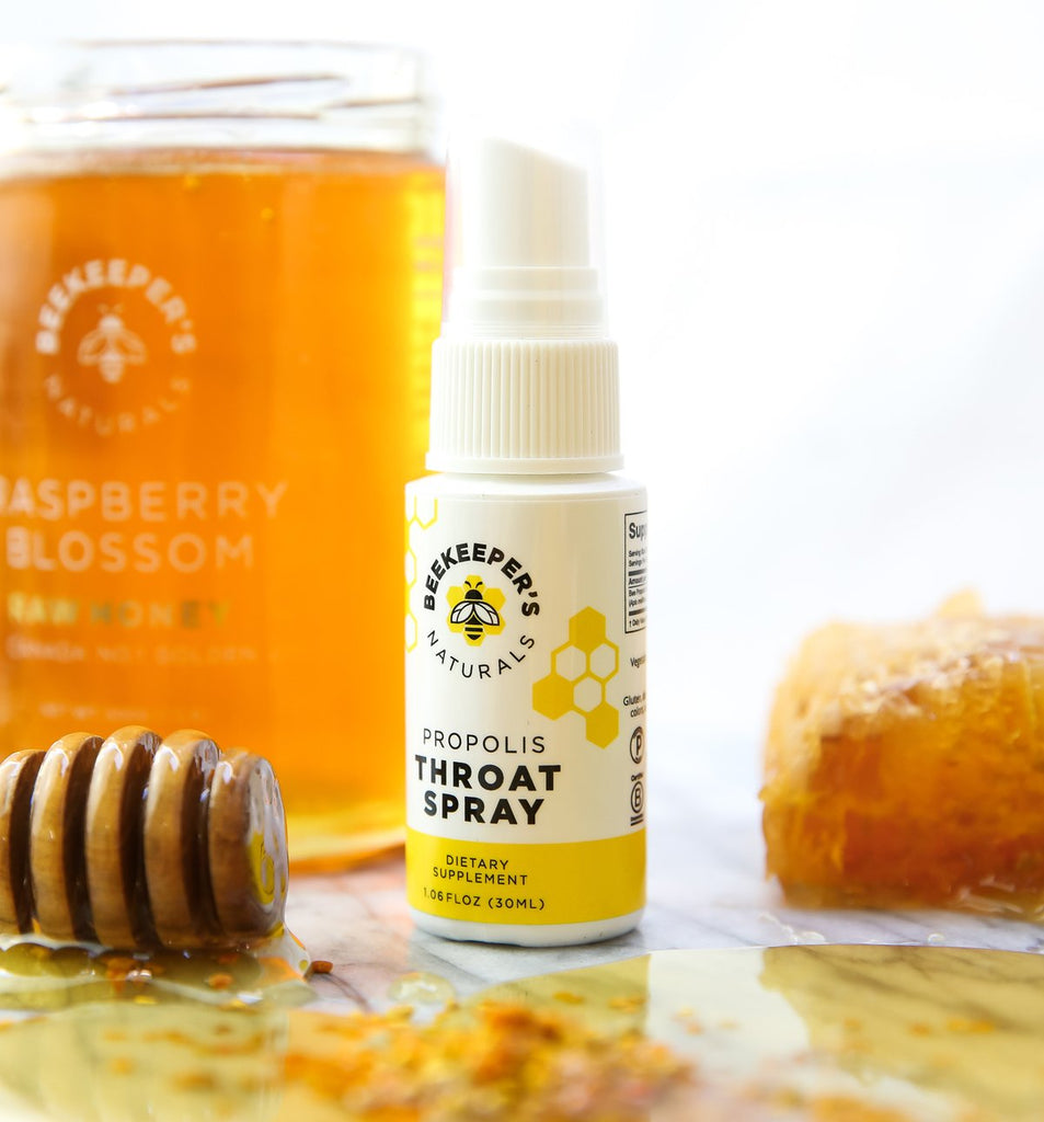 Propolis Spray 4-Pack - SHOWFIELDS