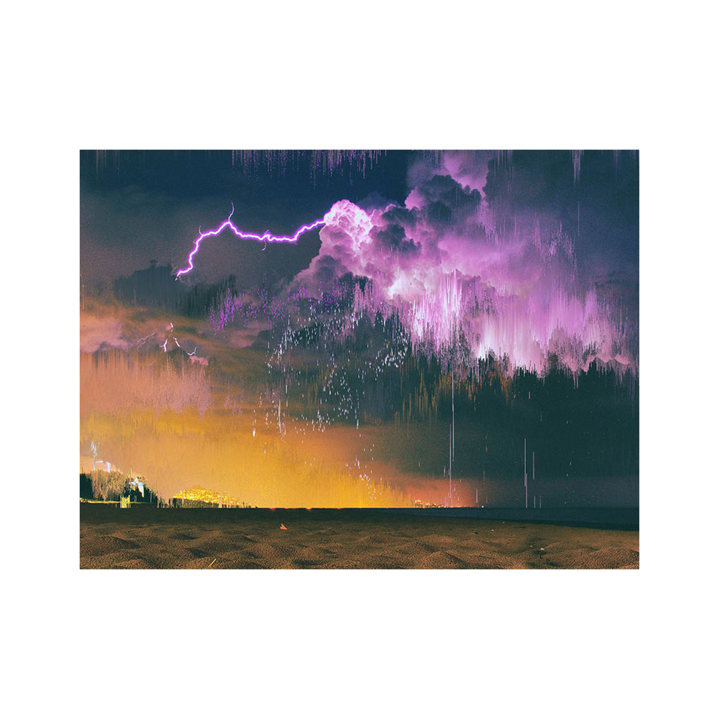 Purple Rain Print - SHOWFIELDS