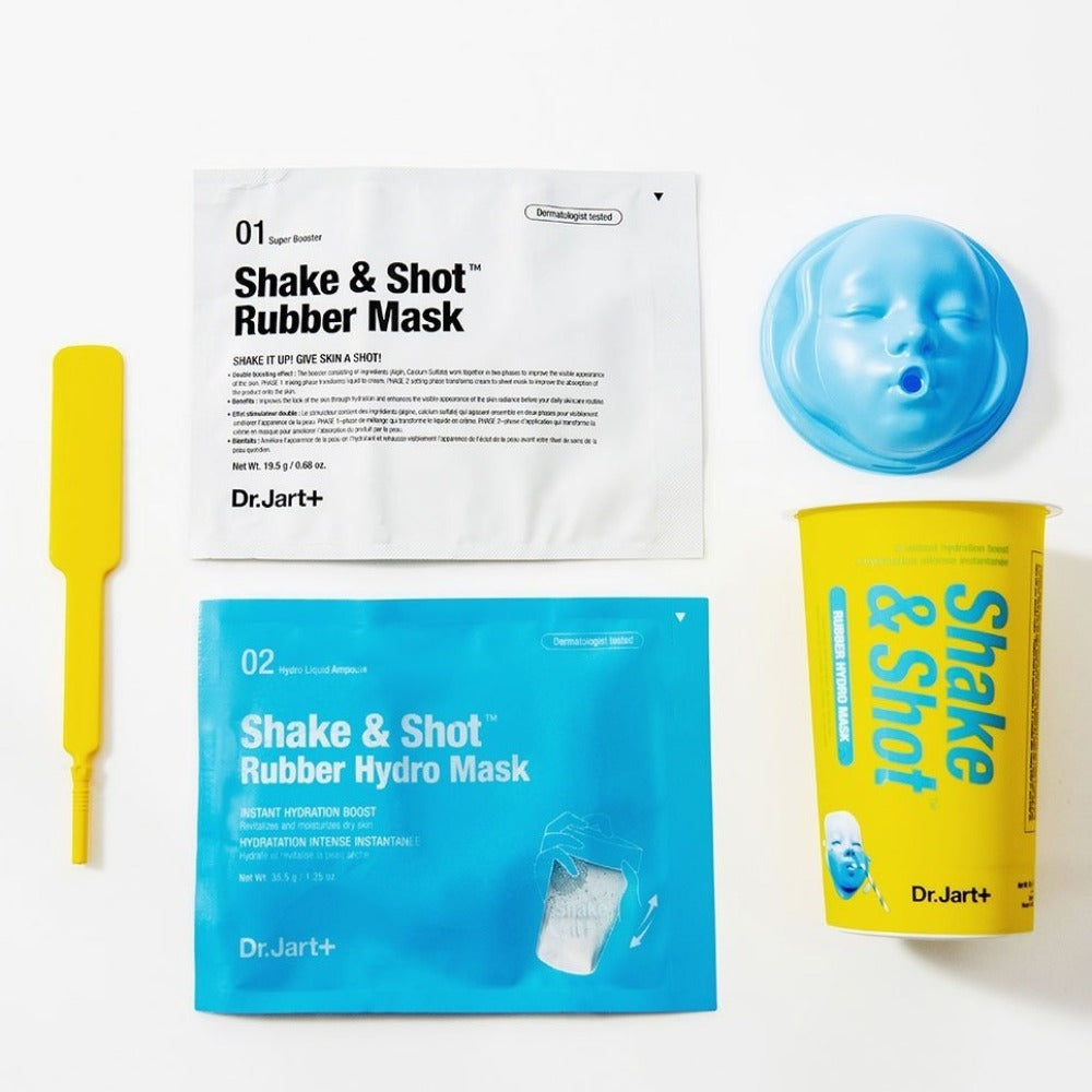 Shake & Shot™ Rubber Hydro Mask - SHOWFIELDS