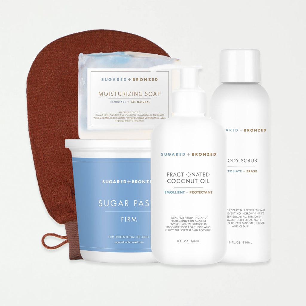 5-Piece Sugaring Bundle - SHOWFIELDS
