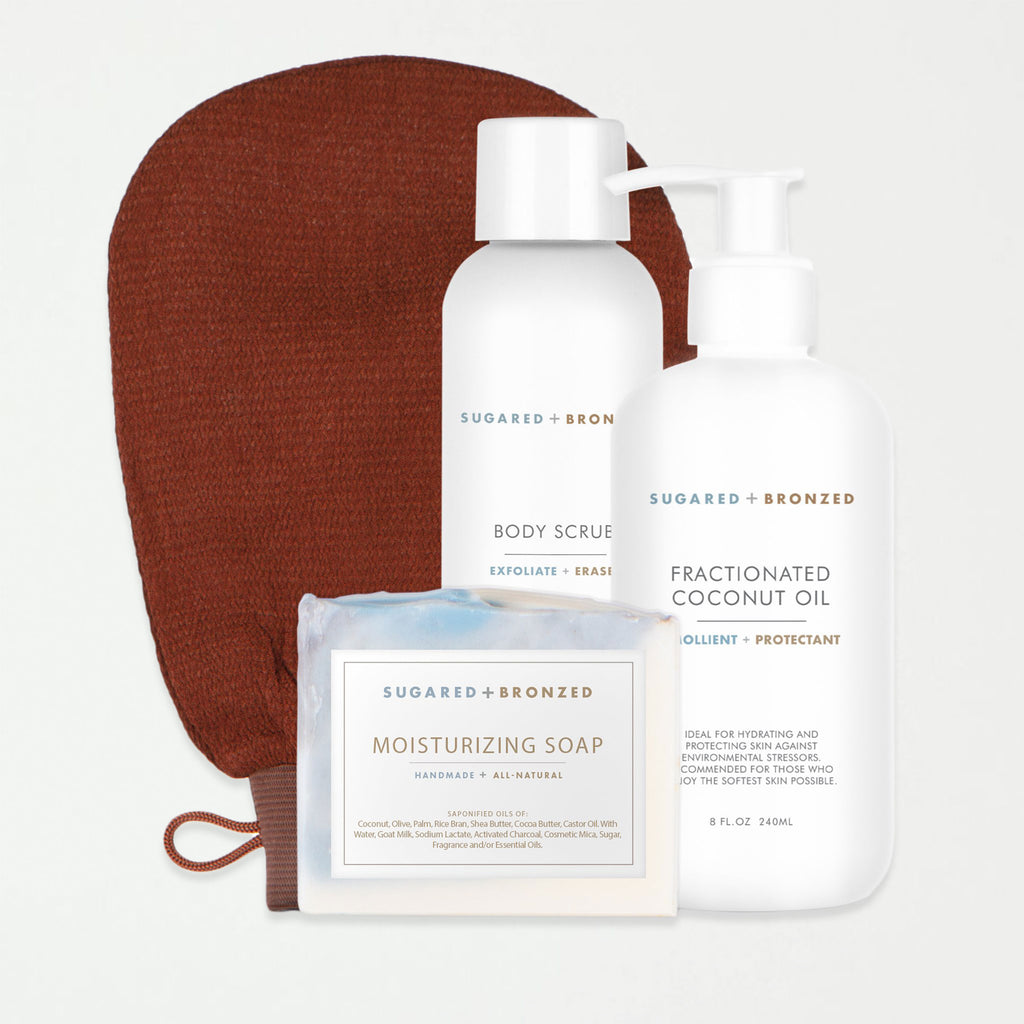 Skin Prep Essentials Bundle - SHOWFIELDS