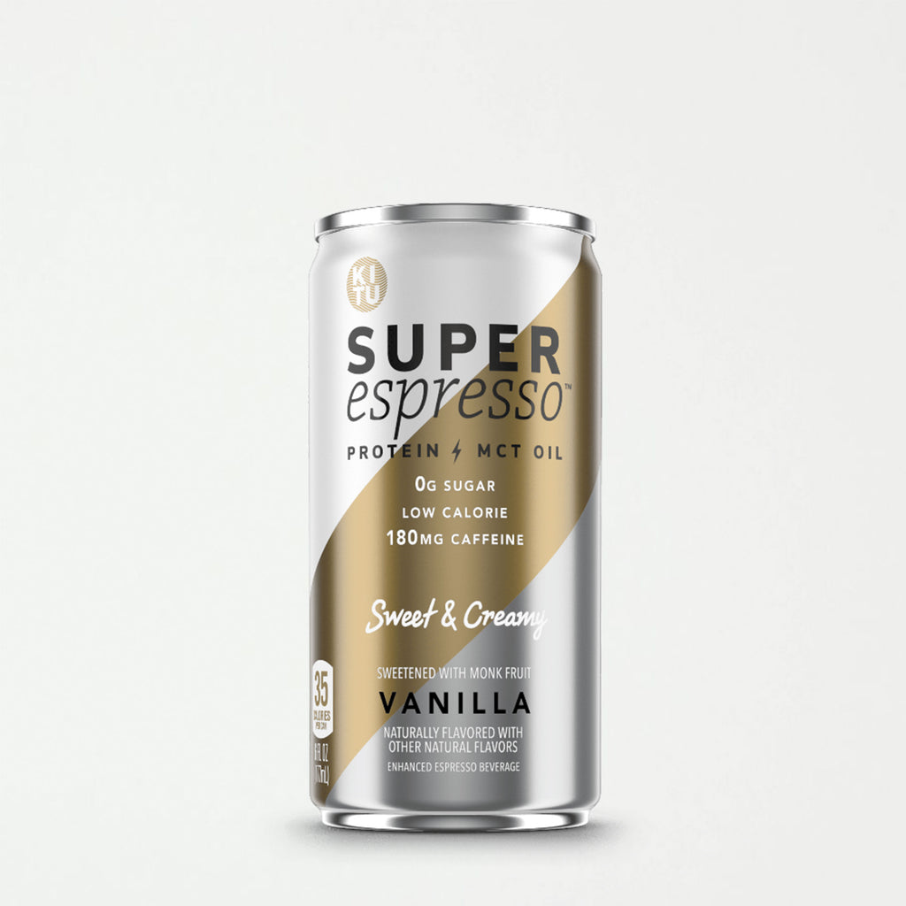 Vanilla Super Espresso (12-pack) - SHOWFIELDS