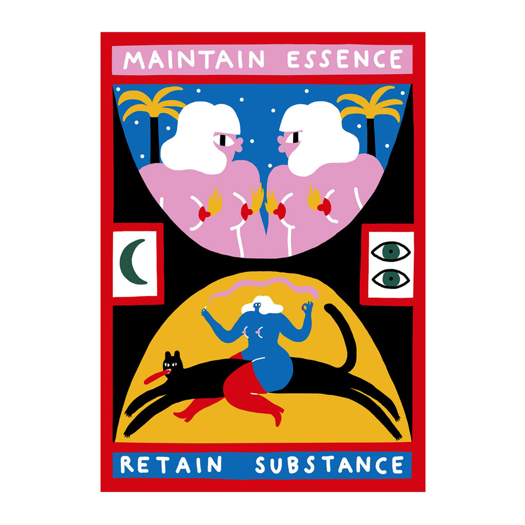 Maintain Essence, Retain Substance - SHOWFIELDS