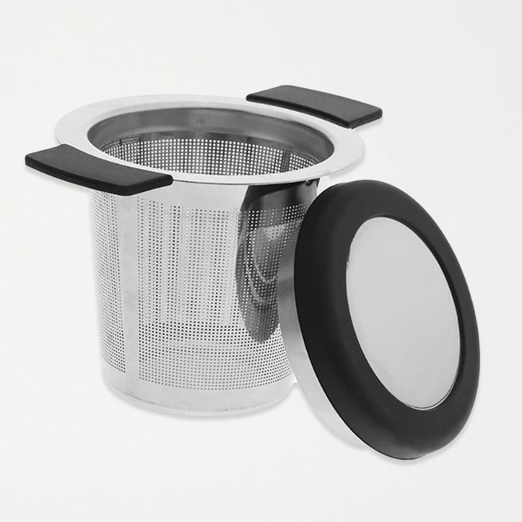 Reusable Stainless Steel Tea Infuser Basket - SHOWFIELDS