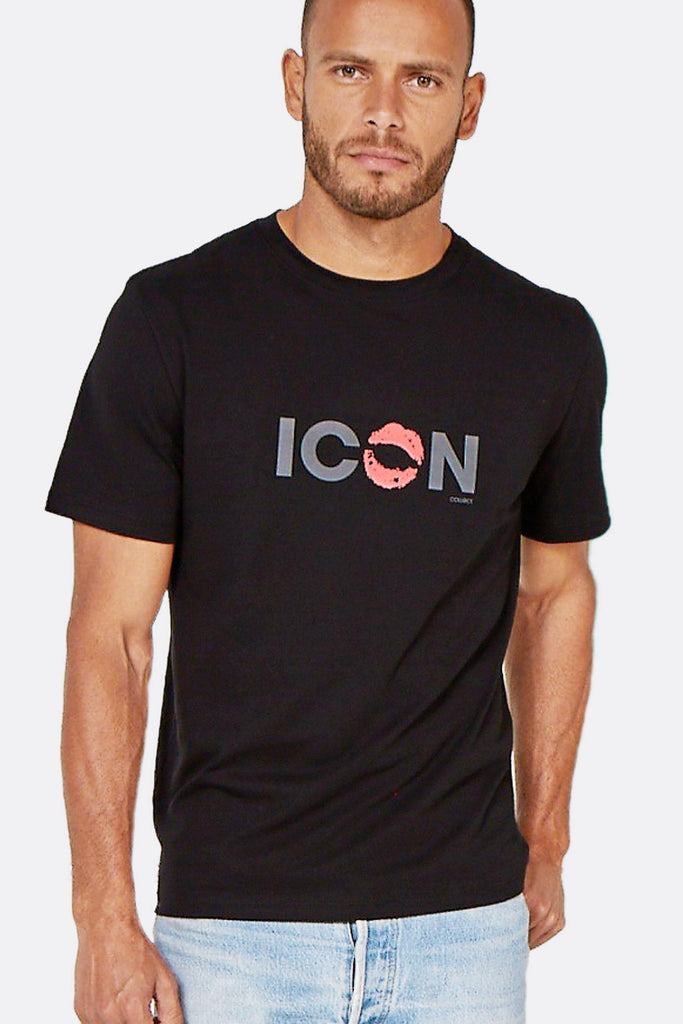 Icon Graphic Tee - SHOWFIELDS