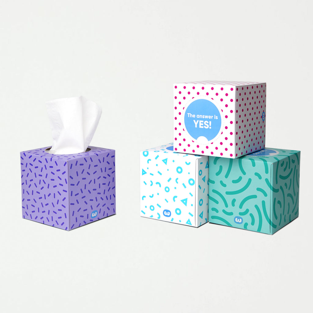 Forest Friendly Tissues - 12 Boxes - SHOWFIELDS