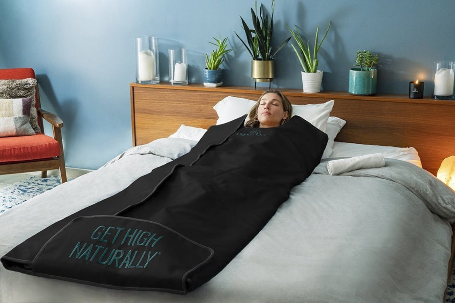 Infrared Sauna Blanket - SHOWFIELDS