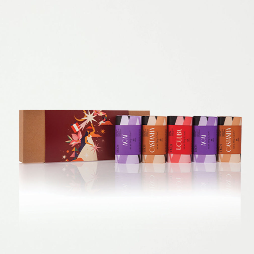 Holiday Soap Collection Set - SHOWFIELDS