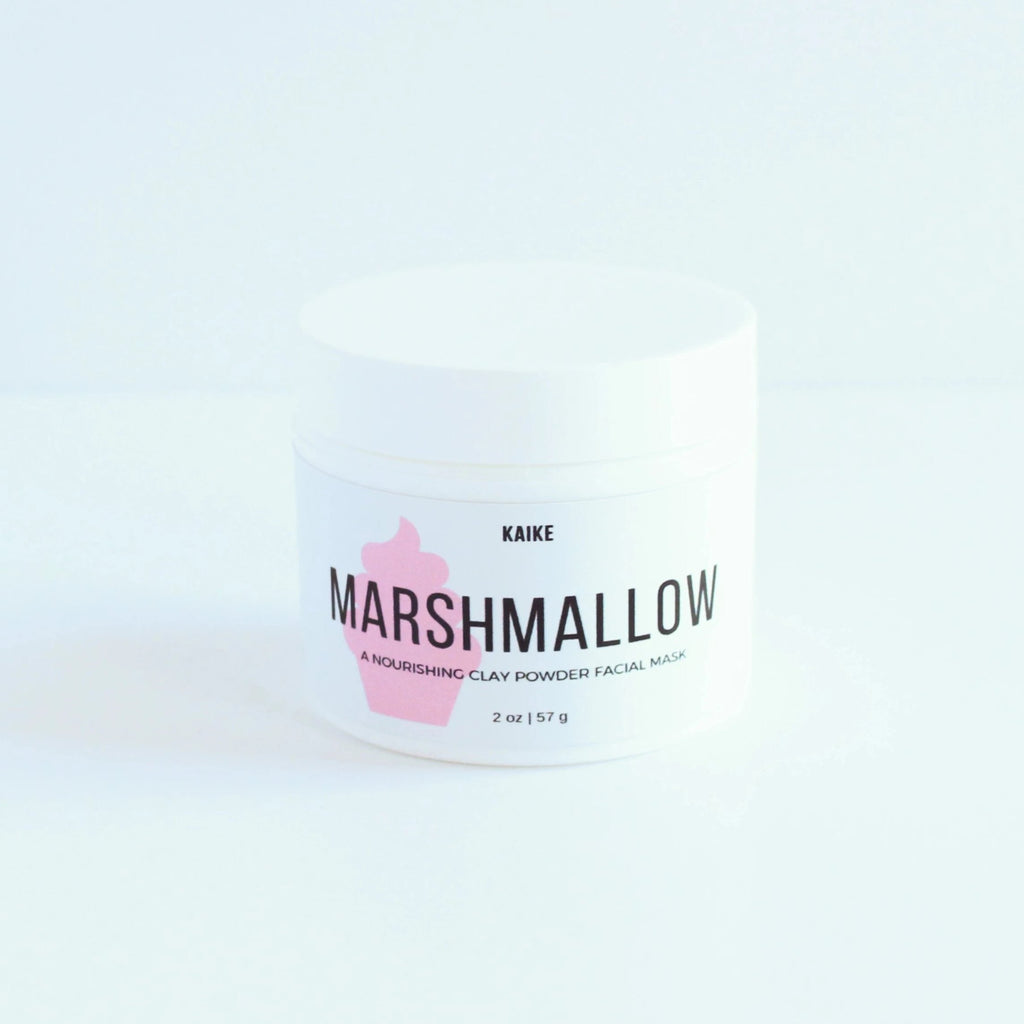 Marshmallow Clay Mask + Scrub - SHOWFIELDS