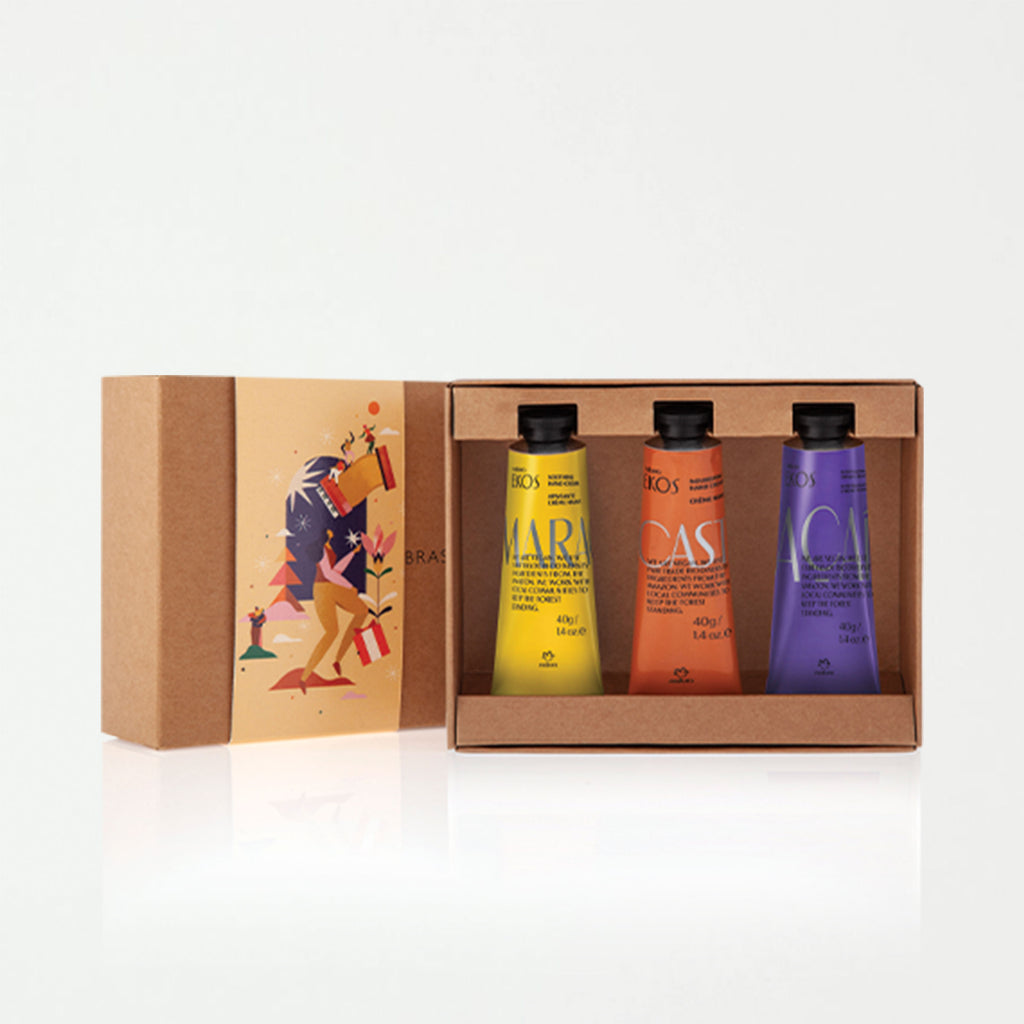 Holiday Hand Cream Trio - SHOWFIELDS