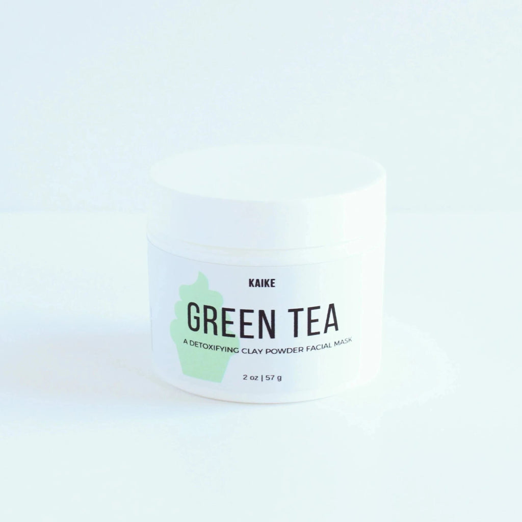 Green Tea Clay Mask + Scrub - SHOWFIELDS