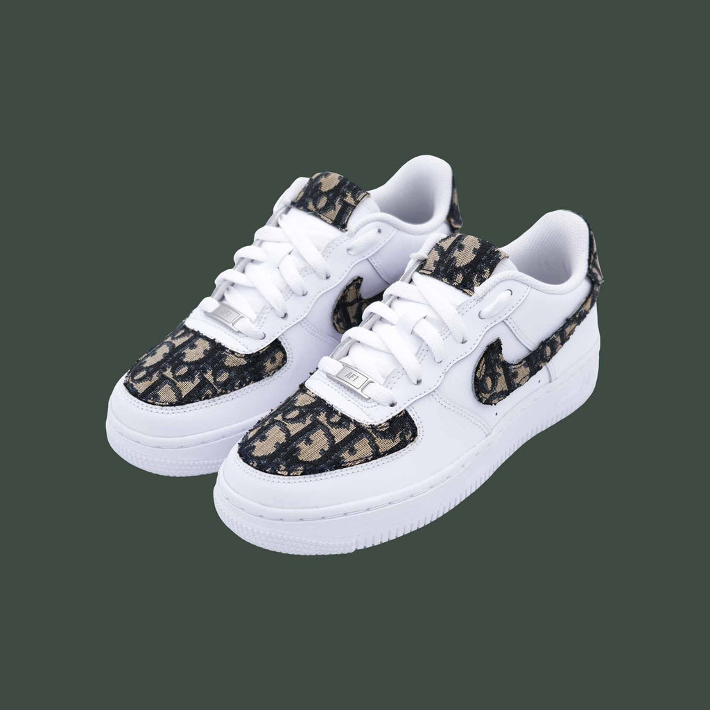 Customized Dior Nike Air Force 1 - SHOWFIELDS