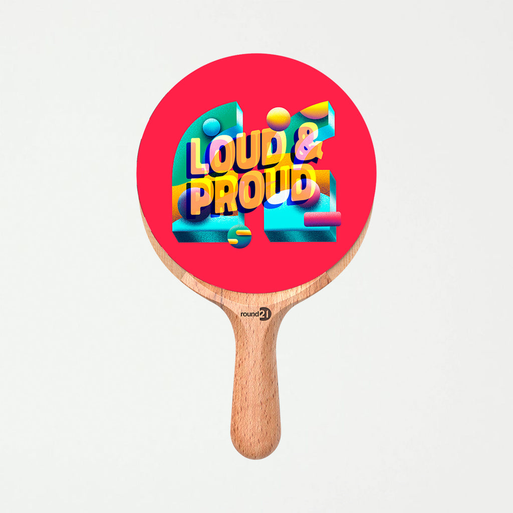 LOUD & PROUD - SHOWFIELDS