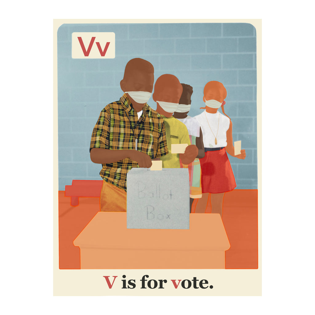 The New Black ABC's: V is for Vote - SHOWFIELDS
